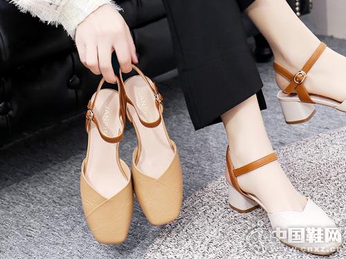 ANFIRN展風時裝涼鞋-舒適百搭