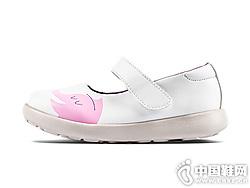 小藍羊童鞋2019秋2-3-6歲女寶寶公主