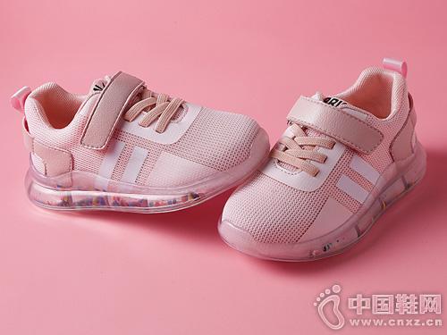 比比我童鞋2019春季新款女童运动鞋