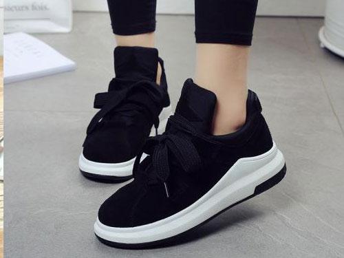 欧妮绅休闲女鞋2019新款运动鞋