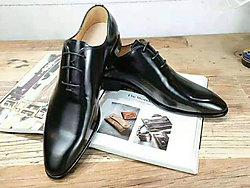 欧妮绅皮鞋2019新款时尚皮鞋