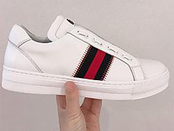 2019新款夏季休闲一脚蹬板鞋男品牌驰莎洛
