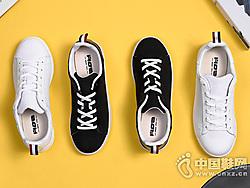 HOZ后街鞋子男2019新款潮流小白鞋