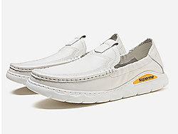 乔比迈凯秋季单鞋软底中年爸爸鞋子