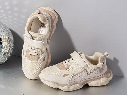 富罗迷童鞋女童运动鞋秋季2019新款