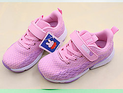 米菲童鞋女童运动鞋2019春季新款运动鞋