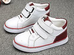 �牧ε6�童帆布鞋新款高帮板鞋