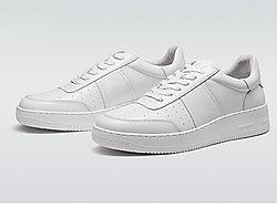 型录新款运动鞋夏季透气白鞋男百搭