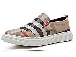 卡奇奥蒂2019新款帆布鞋秋季懒人布鞋