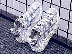 噜比贝贝2019新款秋款儿童运动鞋