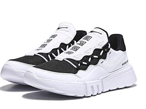 鴻星爾克2019夏季新款男運動鞋男鞋潮流