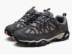迈途登山鞋男女防滑耐磨低帮旅行户外鞋履