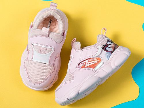 大黃蜂寶寶鞋子1-3歲-嬰兒學步鞋