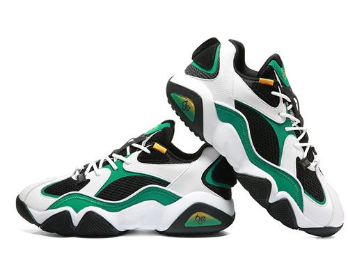匹克6371态极情侣款休闲篮球鞋