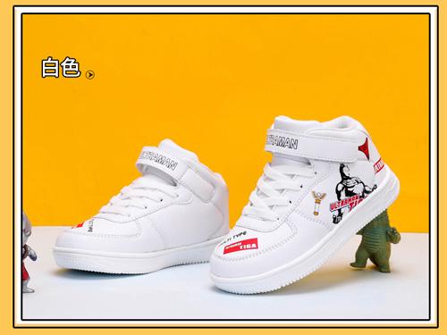 奥特曼童鞋男童鞋子2019新款儿童板鞋