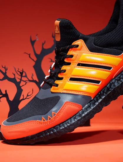 �f圣夜狂想曲,adidas 推出 UltraBOOST GHOUL 系列跑鞋
