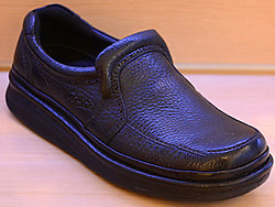 雅乐士男鞋新款真皮头层牛皮系带休闲舒适