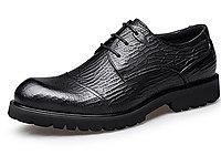 Zero零度男鞋厚底户外鞋英伦商务男士休闲皮鞋