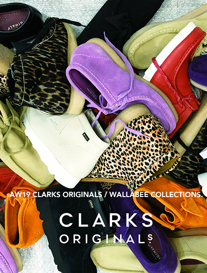Clarks Originals 大阪 Pop-Up 限定店正式开幕