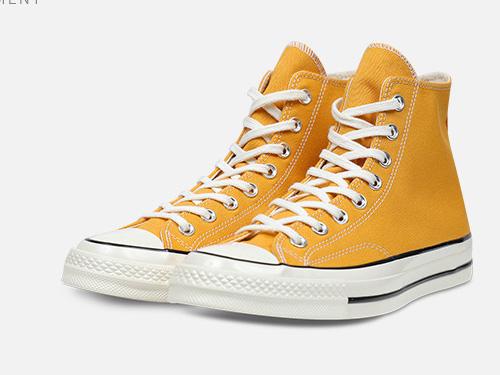 CONVERSE匡威 Chuck 70 经典高帮复古帆布鞋