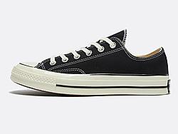 CONVERSE匡威All-Star70-经典复古低帮帆布鞋