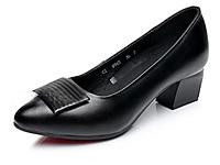 上海花王浅口单鞋春季中年妈妈鞋百搭女鞋