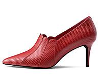 ?#21561;?#20329;琪红色及踝靴子女2019年秋款新款
