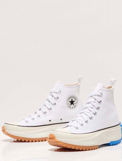 JW Anderson x CONVERSE �豳u厚底球鞋、球帽手袋�⒃俅紊霞�