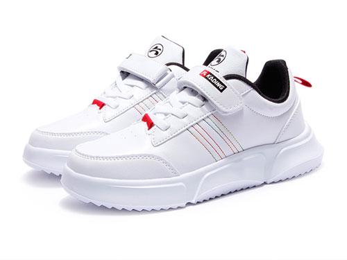 卡丁运动鞋儿童小白鞋2019秋季新款