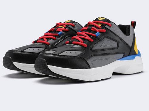 巴拉巴拉休闲运动鞋2019冬季新款儿童老爹鞋