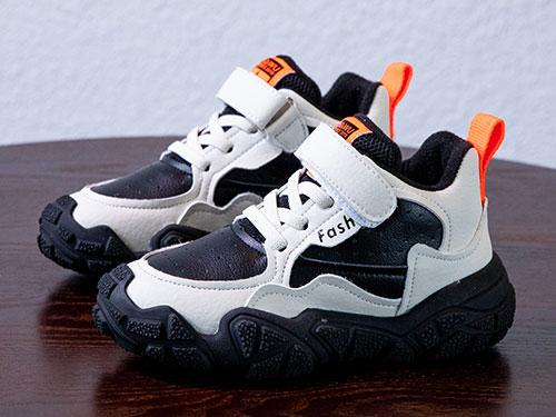 男童運動鞋2019新款時尚爆款比比我老爹鞋