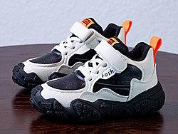 男童运动鞋2019新款时尚爆款比比我老爹鞋