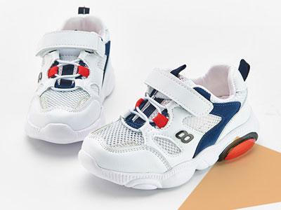 木木屋儿童时尚运动鞋2019新款男童透气网鞋