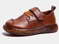 阿童木童鞋皮鞋黑色英伦儿童2019新款