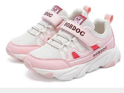 巴布豆童鞋2020春季新款韩版老爹鞋