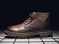 木林森男鞋春季潮鞋2020新款男士商务皮鞋
