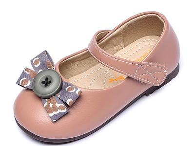 红蜻蜓童鞋2020春季新款女宝宝皮鞋