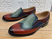 肯迪凯尼头层牛皮商务正装鞋