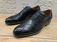 肯迪凱尼頭層牛皮商務正裝鞋