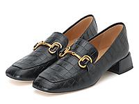 思加图奶油鞋2020春季新款方头单鞋乐福鞋