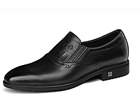 宾度男鞋2020春夏季新款男士商务正装皮鞋