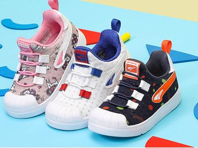 Dr.kong江博士童鞋健康�和��C能鞋1-3�q