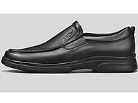 金利來2020皮具新款套腳皮鞋男士休閑鞋