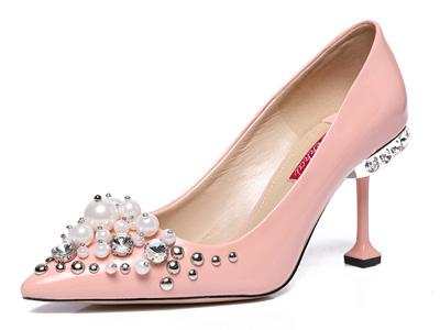ekkai-菲凯-新款时尚单鞋