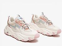 柯��妮克-2020春夏女小白鞋新款