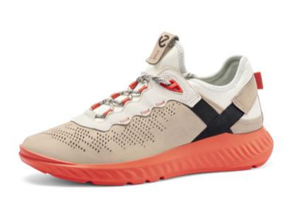 ECCO爱步飞织运动鞋男-跑步椰子鞋