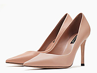 卡斯高2020春季新款上班工作鞋�W美高跟鞋