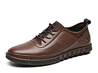 Cele策乐男鞋2020春季新款休闲皮鞋