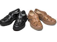 SKAP圣伽步包头凉鞋-颈纹皮沙滩休闲鞋
