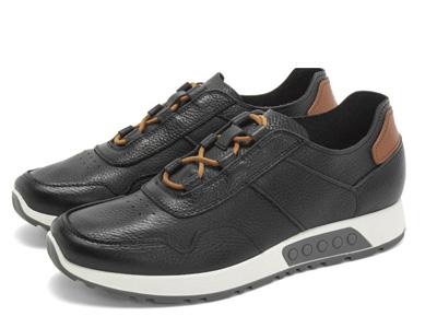 SKAP圣伽步新款休闲系带满帮平底坡跟鞋